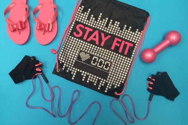 fashion products fitness shoulder bag candys international new